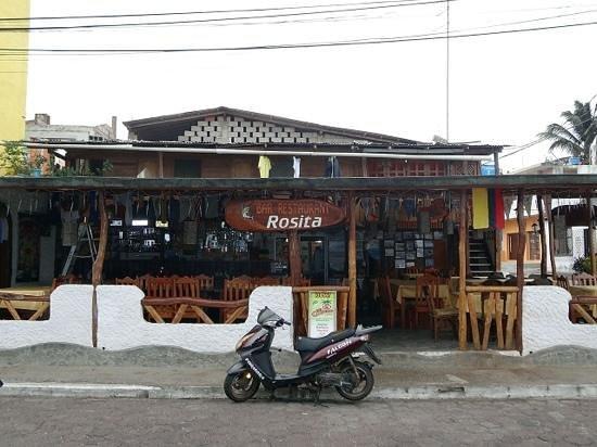 Rosita: open dining