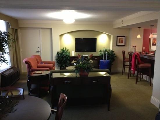Rosen Centre Hotel: VIP suite