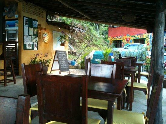 Paradise Beach Bar: More bar view