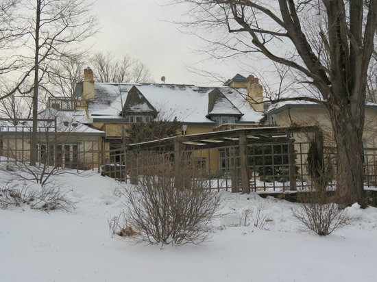 Tamaracks Country Villa : B&B