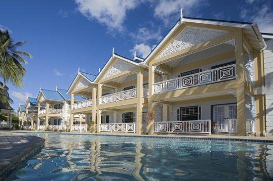 Villa Beach Cottages - Pool