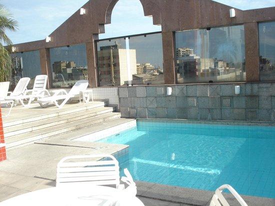 South American Copacabana Hotel : Piscina