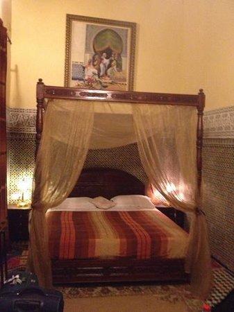 Riad Ibn Khaldoun: la nostra camera