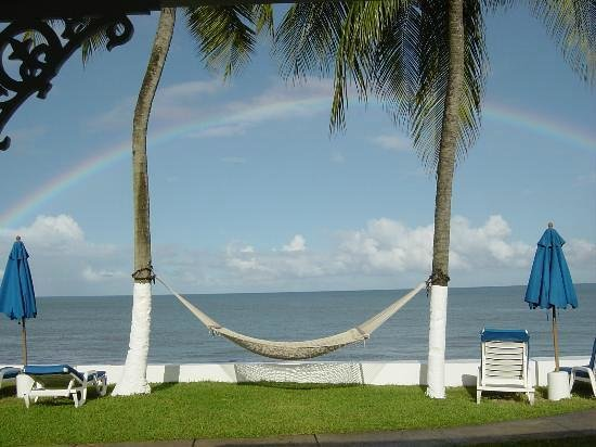 Villa Beach Cottages: Rainbow View