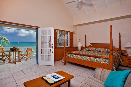 Villa Beach Cottages: Standard One Bedroom Villa Suite