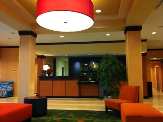 Fairfield Inn & Suites San Antonio Downtown/Alamo Plaza: lobby