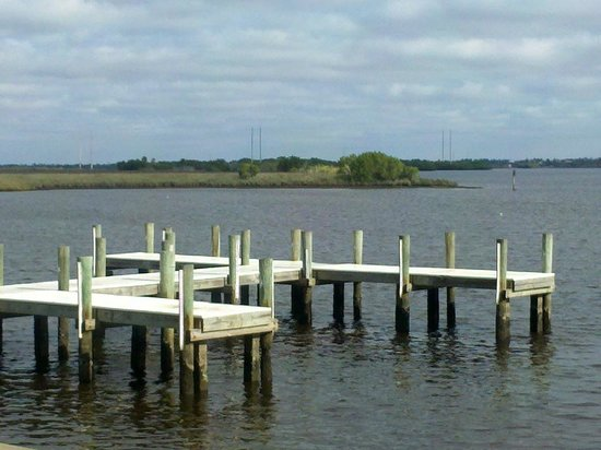 Harbor Heights Park: View from Boat Dock