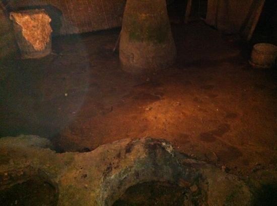 City of Caves (Tigguo Cobauc): the pillar cave
