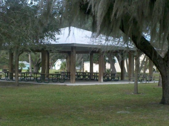 Harbor Heights Park: Picnic Pavilion at Harbour Heights Park.