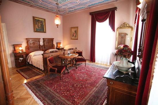 Villa Moretti: superior room