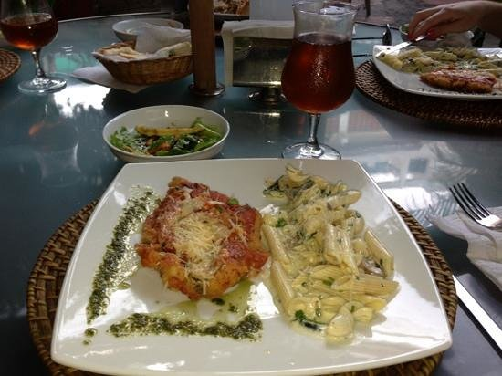 La Cucina Italiana: Delicious Food!