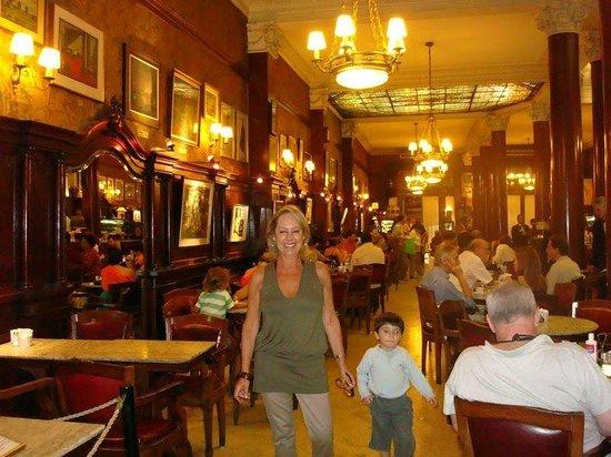 Cafe Tortoni Buenos Aires Montserrat Restaurant