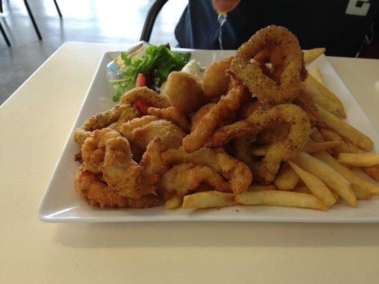 Kangaroo Island Fresh Seafoods: Combo pack