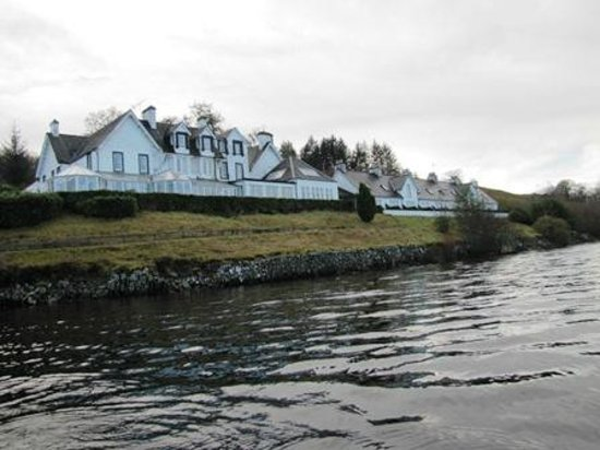 Portsonachan Hotel, Loch Awe, Scotland