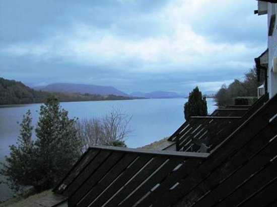 Portsonachan Hotel: View from Mull lochside apt - Hotel Portsonachan