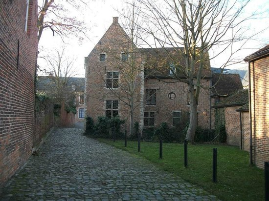 Groot Begijnhof: entrada do Beguinage