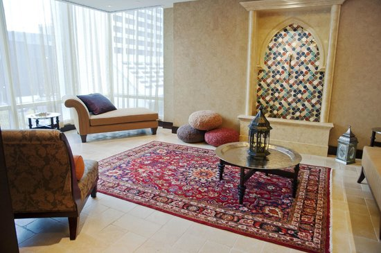 Miraj Hammam Spa by Caudalie: You will be greeted in our Reception Lounge