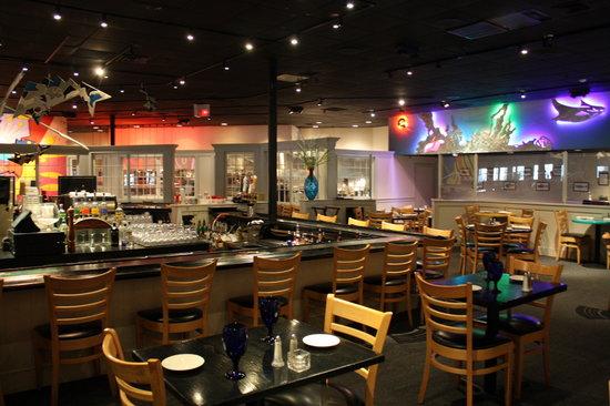 Go Fish: Bar Interior