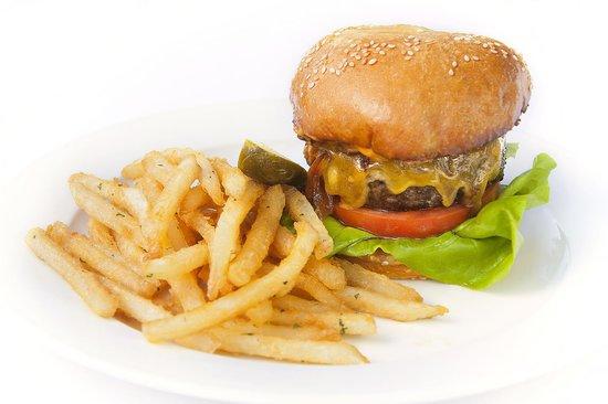 Shilo Restaurant Killeen: The Mark Kobe Beef BurgerBl