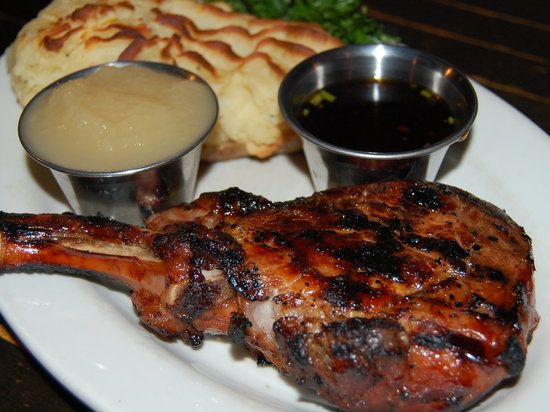 Steak Loft : Grilled Porkchop