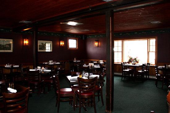 Steak Loft : Our Dining Room