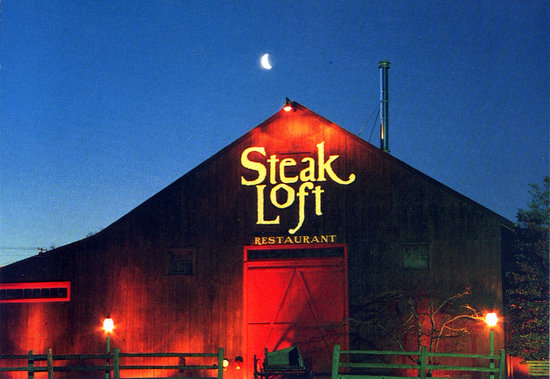 Steak Loft : A View from Outside