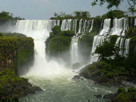 Sheraton Iguazu Resort & Spa: Outstanding falls