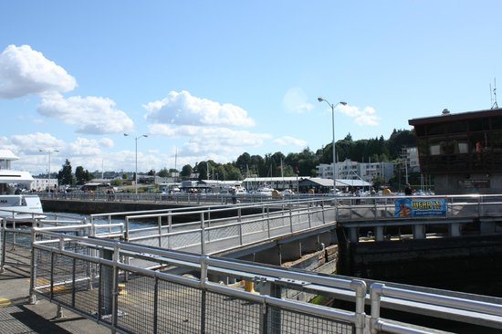 Hiram M. Chittenden Locks: The Ballard Locks