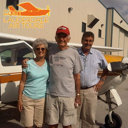 Fort Lauderdale Air Tours for the Young at Heart