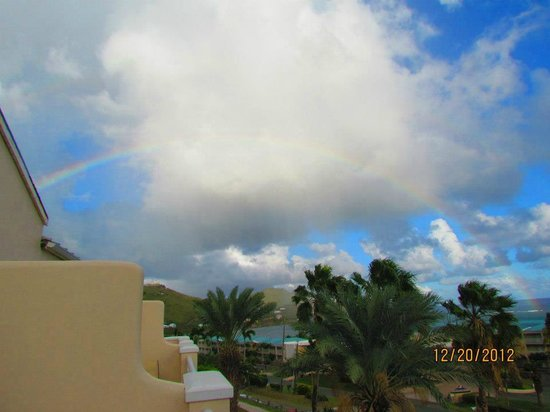 ‪‪Divi Carina Bay All Inclusive Beach Resort‬: Rainbow