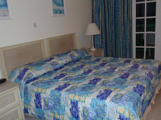 روسترفور هوتل: Bedroom