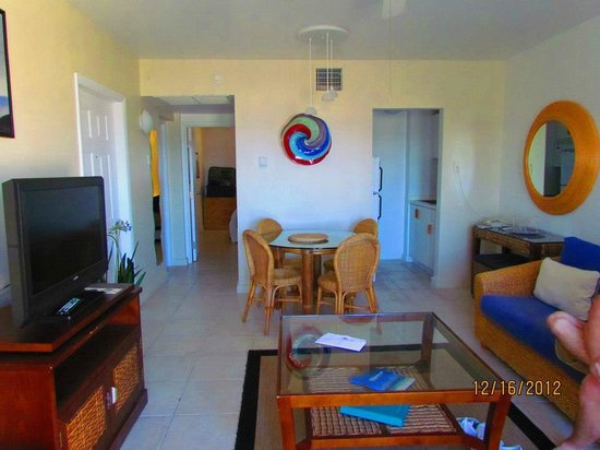 Divi Carina Bay All Inclusive Beach Resort: Villa