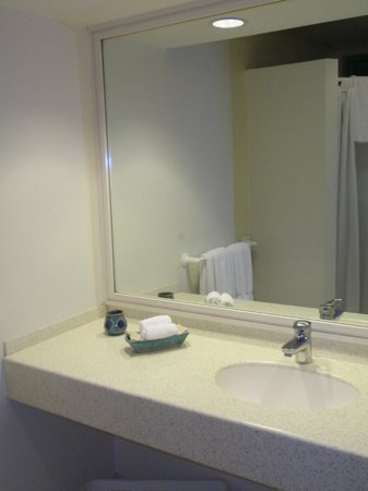Rostrevor Hotel: Bathroom