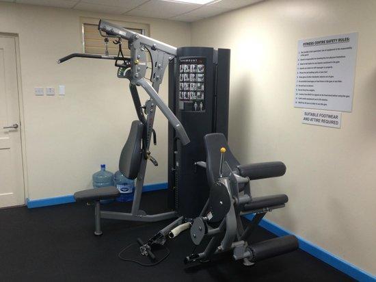 Rostrevor Hotel: Gym