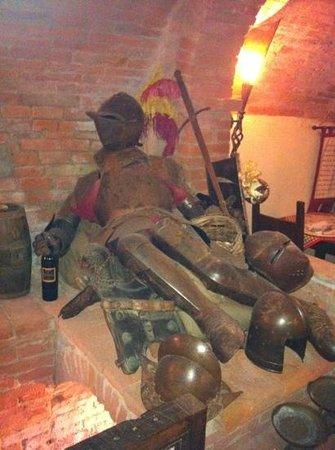 Locanda dell'Amicone: cavaliere ...ubriaco