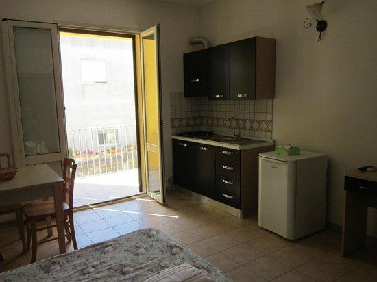 Residence Catona: Cucina