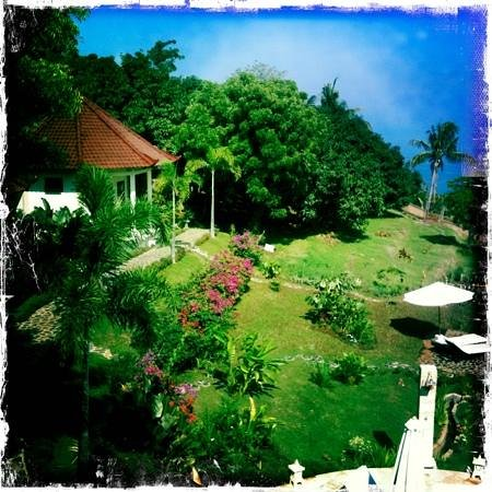 The Hamsa Bali Resort: Total privacy: your own bungalow and garden