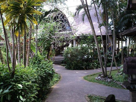 Hotel Vila Lumbung: Bungalow Suite
