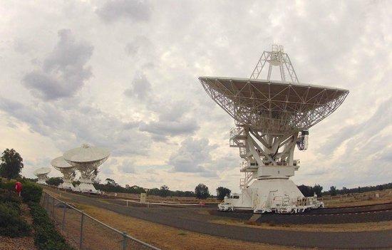 The Australia Telescope Compact Array: array