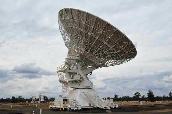 Narrabri, Australia: Moving array