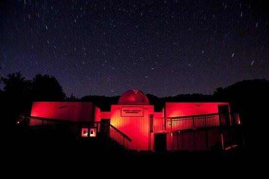 Sugarloaf Ridge State Park: Robert Ferguson Observatory