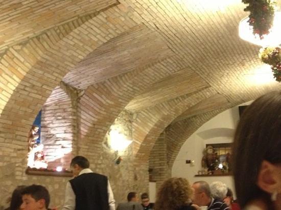 Lonato del Garda, Italie : interno