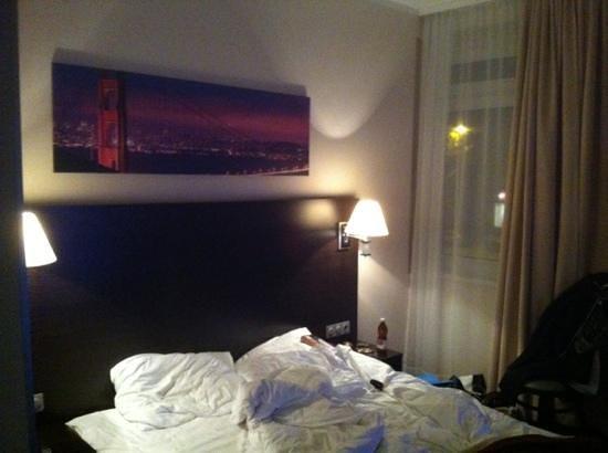 Ivbergs Premium: Doppelzimmer