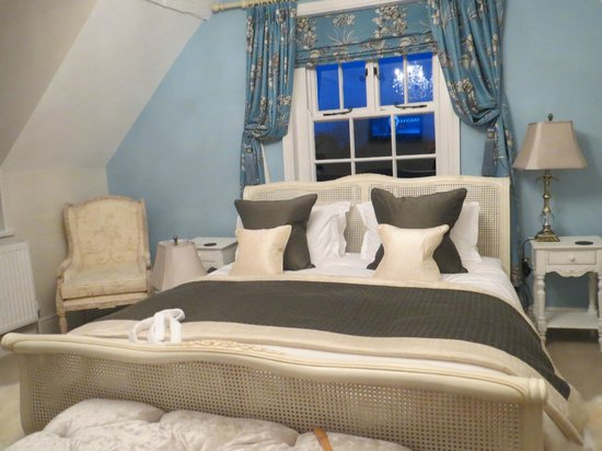 Stanbrook Abbey Hotel: 1 of 5 fantastic bedroom suites