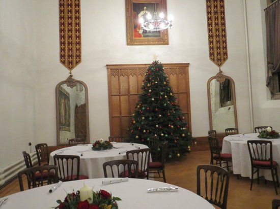 Stanbrook Abbey Hotel: Historic and elegant dining for all occasions