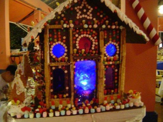 Barcelo Montelimar: Les patisseries de Noël au buffet