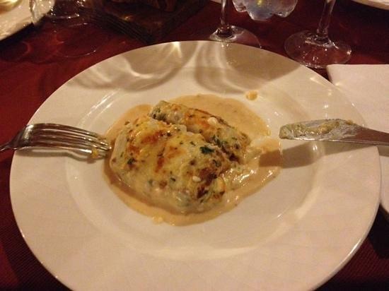 Rocche Draele: crespelle ai crostacei, che delizia!! buon appetito a tutti ��