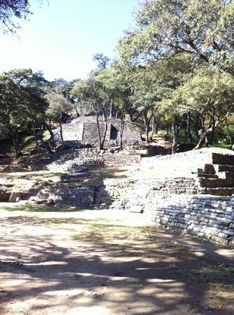 Ranas y Toluquilla Archaeological Site
