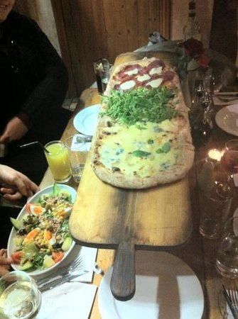 Made In Italy King's Road: Pizza for three
