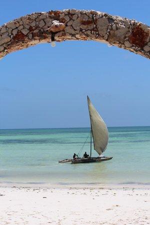 Uroa, Tanzania: vista dalla spiaggia
